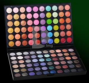 120 Natural Warm Colors Pretty Beautiful Eye Makeup Shadow Palette Eyeshadow
