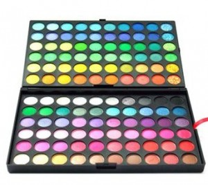 120 Full Color Fashion Eye Shadow Eyeshadow Makeup Palette Set Salon Cosmetic