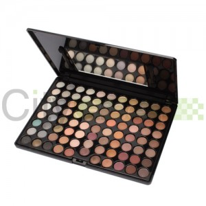 Professional Makeup Warm 88 Full Color Eyeshadow Palette Makeup Eye shadow