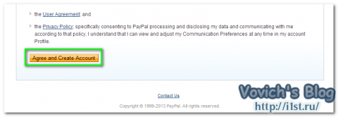 register on PayPal from Belarus